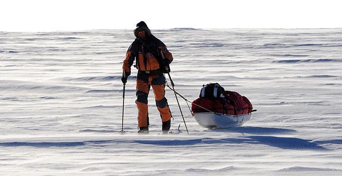 Zum Südpol
