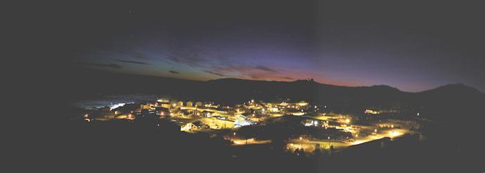 McMurdo-Nacht