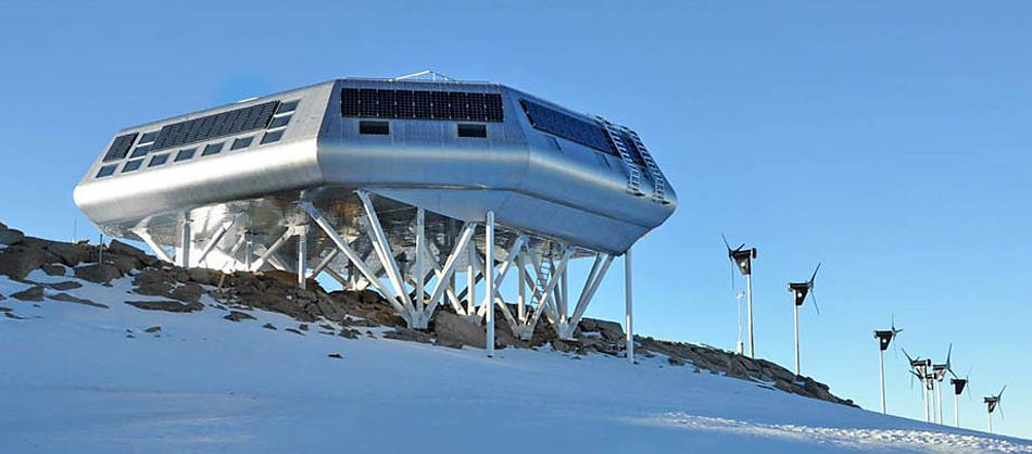 Die «Prinzessin-Elisabeth-Station» ist eine belgische Polarforschungsstation, die während des Internationalen Polarjahres 2007-2008 im Königin-Maud-Land, in der Antarktis aufgebaut wurde. Die Station wird ausschliesslich durch Solar- und Windkraft mit Energie versorgt.