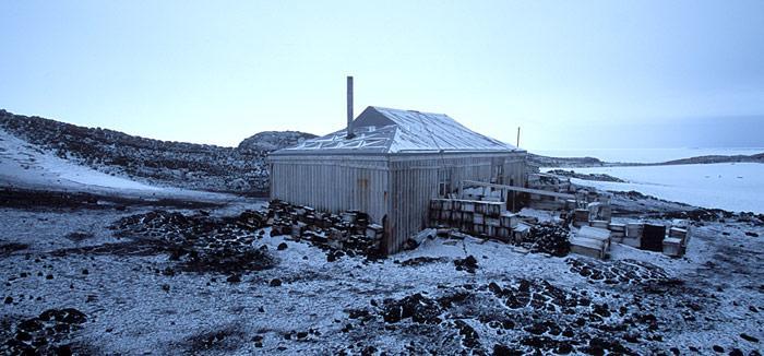 Shackleton Hütte Cape Royds