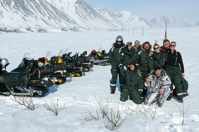 Chukotka-Skidoo-Gruppe