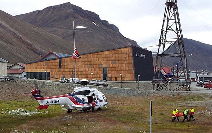 Spitzbergen-Heli
