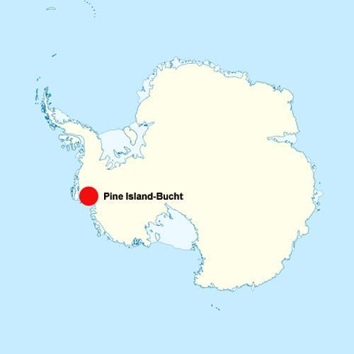 Pine-Island-Bucht