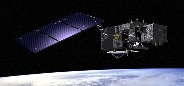 «Sentinel-3» soll Land- und Ozeanfarben als Fortsetzung des Envisat-Instruments Meris aus einer Höhe vom 814,5 km messen. Geplanter Start des ersten Satelliten ist 2013.