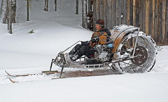 Einradmobil