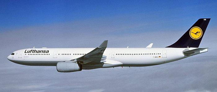 Lufthansa A 330