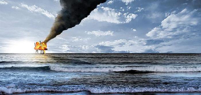Ein Ölunfall wie bei der «Deepwater Horizon» würde die Zerstörung für das einmalige und empfindliche Ökosystem der Arktis bedeuten.