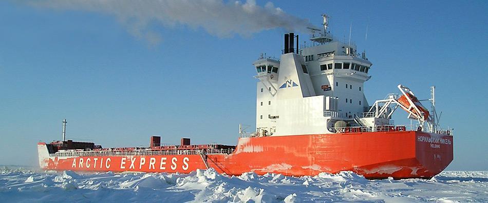Nordic Yards konzentriert sich auf Spezialschiffe wie eisbrechende und eisgängige Schiffe.