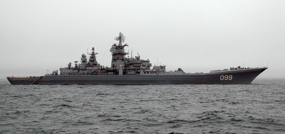 Raketenkreuzer Pjotr Weliki