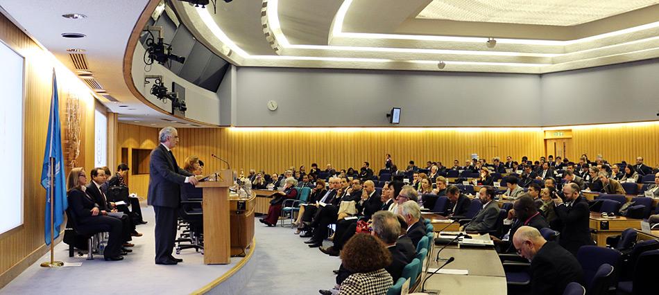 An der Sitzung Ende November 2014 wurde die Einführung des IMO-Polar Code beschlossen, welcher ab 1. Januar 2017 in Kraft treten soll.