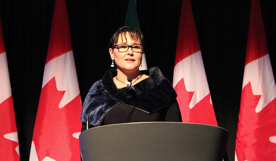Der Rat wird alle zwei Jahre von einem anderen Mitgliedsstaat präsidiert. Zurzeit ist die Reihe an Kanada. In diesem Jahr wird der Stab dann an die USA weitergegeben. Foto: Arctic Council