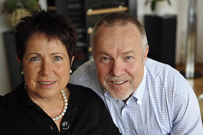 Heiner und Rosamaria Kubny