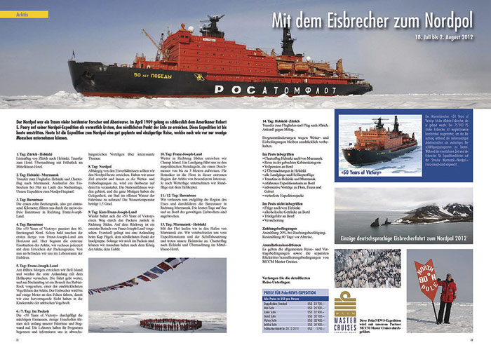PolarNEWS Expeditionen