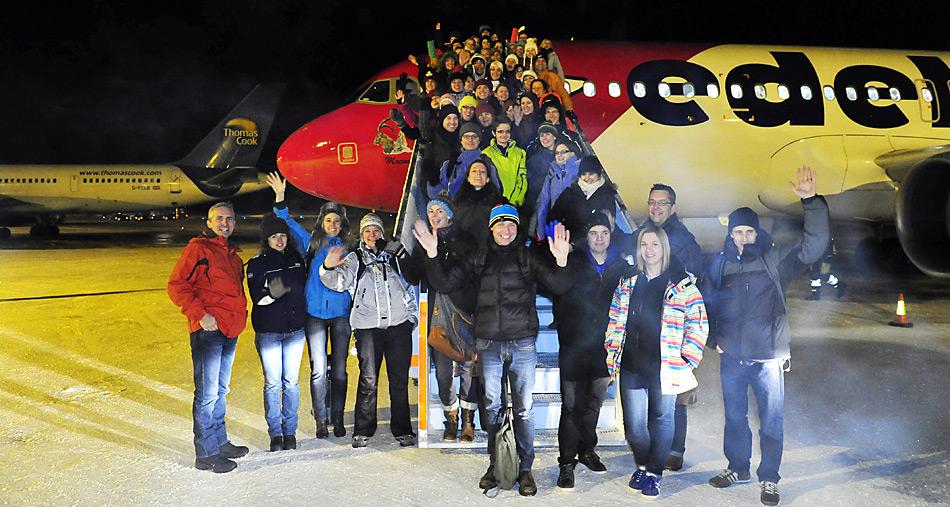 Die Belegschaft von Kontiki zählte  im Jahr 2012 65 Mitarbeiter.